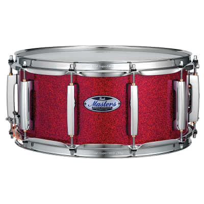 """Pearl MCT1465S Masters Maple Complete 14x6.5"""" Snare Drum"""