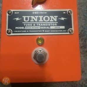 Union Tube & Transistor Buzz Bomb Fuzz