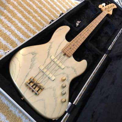 P-Project BUB (Bottom Up Bass) 1990 Pearl Gold for sale