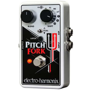 Electro Harmonix Pitch Fork Polyphonic Pitch Shifter/Harmony Pedal for sale