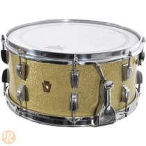 WFL 6.5x14 Snare Drum 1950s Gold Sparkle image