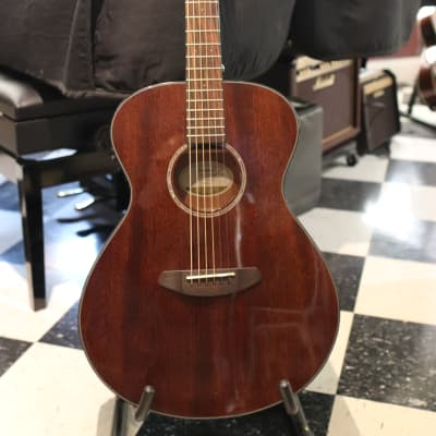 BREEDLOVE Pursuit Concert Mahogany 2017 MAHOHANY/GLOSS