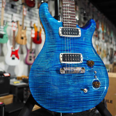 Paul Reed Smith Core Paul's Guitar 10-Top in a stunning Faded Blue Jean finish for sale