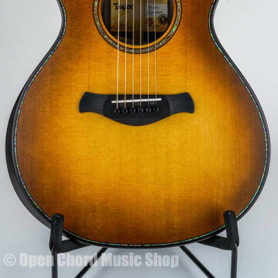 Taylor 912ce WHB Builder's Edition Acoustic Guitar w/ Deluxe Case