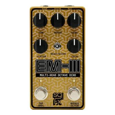 EM-III Multi-Head Octave Echo