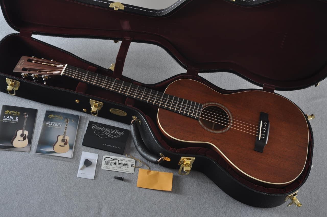 martin custom shop 0 15 12 fret acoustic guitar 2105112 reverb. Black Bedroom Furniture Sets. Home Design Ideas