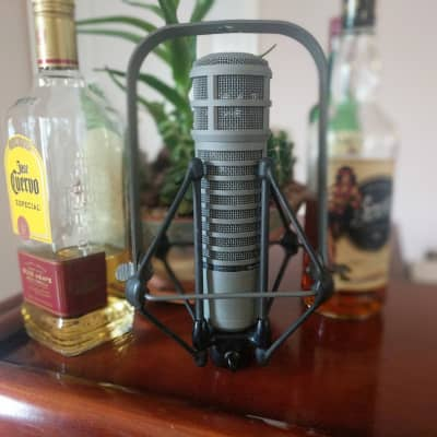 Electro-Voice RE-20 With Mount