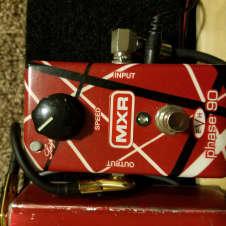 MXR Evh Phase 90  Red