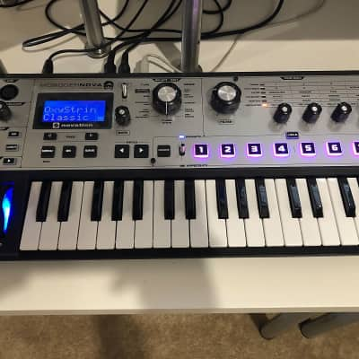 Novation MiniNova MoroderNova Edition!