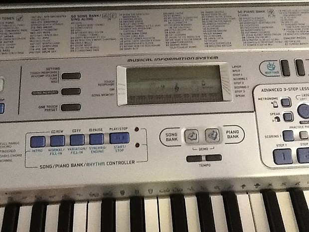 CASIO CTK-593 MIDI WINDOWS DRIVER