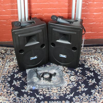 Anchor Audio LDP7500DUALAC Dual PA Package, Never Used, Free Shipping