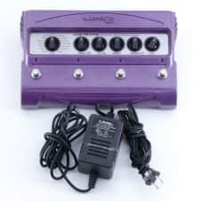 Line 6 FM4 Filter Modeler Guitar Effects Pedal & Power Supply P-05433