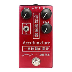 Function f(x) Accufunkture Auto-Wah Envelope Filter FREE U.S. EXPRESS SHIPPING