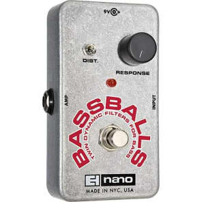 Electro Harmonix Bass Balls Nano for sale