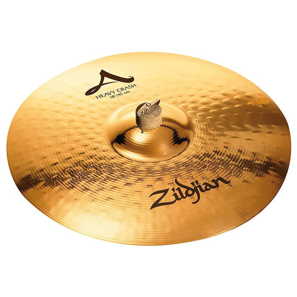 zildjian 18 a series heavy crash brilliant cymbal reverb. Black Bedroom Furniture Sets. Home Design Ideas
