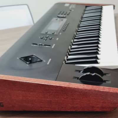 Very rare Korg Wavestation EX Special Wood Edition New Conditions Single Owner 1994