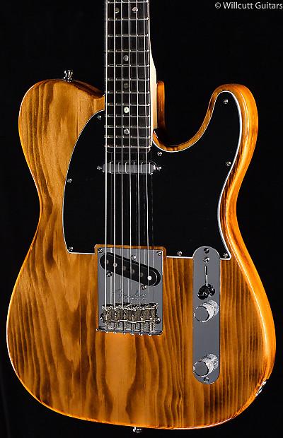 Fender American Design Telecaster 174 Burnt Pine 319 Reverb