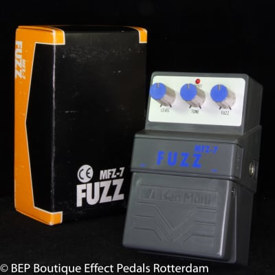 NOS Ken Multi MFZ-7 Fuzz s/n 300609 early 90's Japan