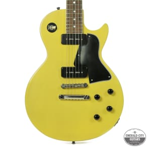 2008 Stuart LP Special TV Yellow for sale