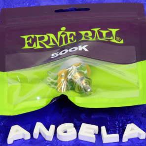Ernie Ball CTS Split Shaft 500K Tone Volume Pot Fits Most Popular Guitars Model 6381 New for sale