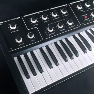 FAEMI-1M - Soviet Polyphonic Analog Synthesizer / Polivoks Plant