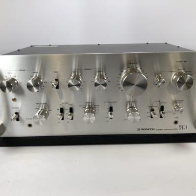 Pioneer SPEC-1 Stereo Preamplifier