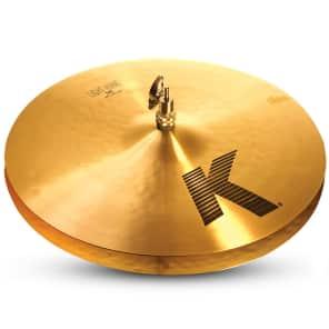"Zildjian 16"" K Series Light Hi-Hat Cymbals (Pair)"