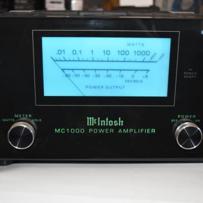 McIntosh MC-1000