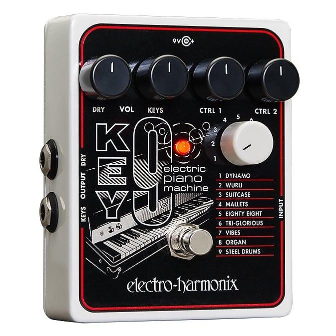Electro-Harmonix EHX KEY9 Electric Piano Machine Effects Pedal