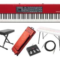 Nord Piano 3 HA-88 Virtual Hammer Action Technology NEW Piano3 HA88  BUNDLE 6