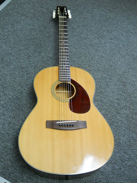 Yamaha F Acoustic Guitar Specs