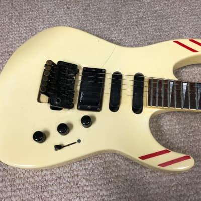 Vintage Charvel 650xl Electric Guitar & Original Case PROJECT for sale