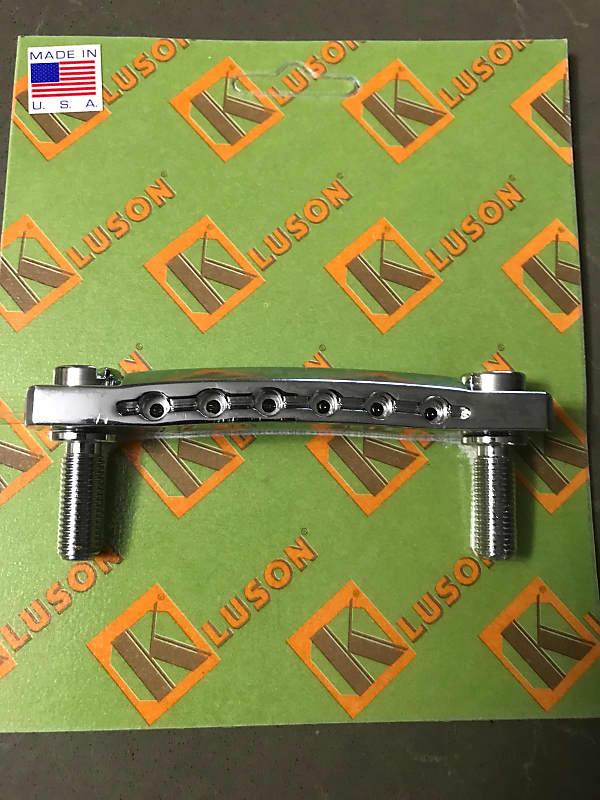 KLUSON Stop Tailpiece Chrome
