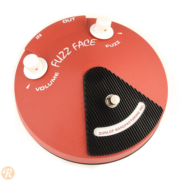 dunlop band of gypsys fuzz face mini price guide reverb. Black Bedroom Furniture Sets. Home Design Ideas