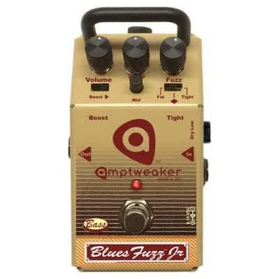 Amptweaker Bass Blues Fuzz Jr