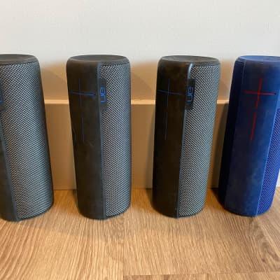 UE Megaboom Set of 4 Waterproof Bluetooth Speakers