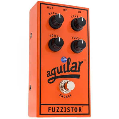 Aguilar APFZ Fuzzistor Bass Fuzz Pedal for sale