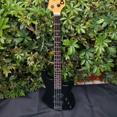Charvel 1990's CHS4 4-String Electric Bass Black for sale