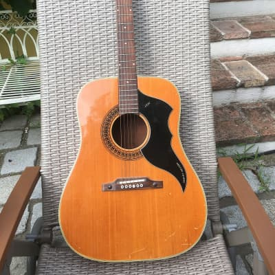 Vintage VOX Country & Western 6-String with Original Case for sale