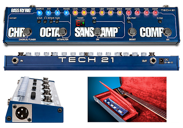 Bass Fly Rig : tech21 bass fly rig multi effects pedal recording store reverb ~ Russianpoet.info Haus und Dekorationen