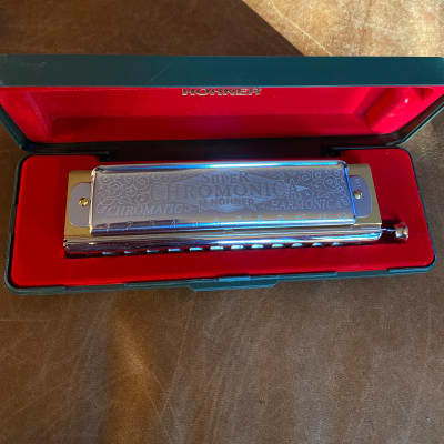 Hohner 270/48 E Super Chromonica Key of E Harmonica