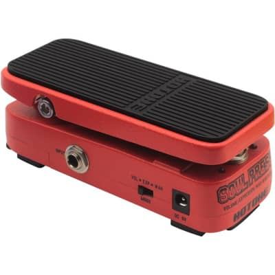 Hotone SP-10 Soul Press Mini Wah Expression Volume Pedal for sale