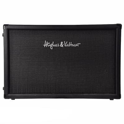 """Hughes & Kettner TubeMeister 212 120-Watt 2x12"""" Guitar Speaker Cabinet"""