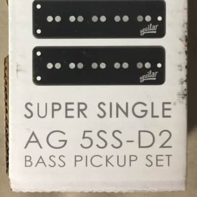 Aguilar Super Single D2 Pickup