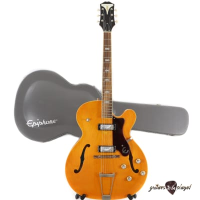 Epiphone John Lee Hooker 100th Anniversary Zephyr Hollowbody Electric Guitar for sale