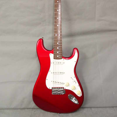 1980s Tokai Silver Star Stratocaster Candy Apple Red for sale