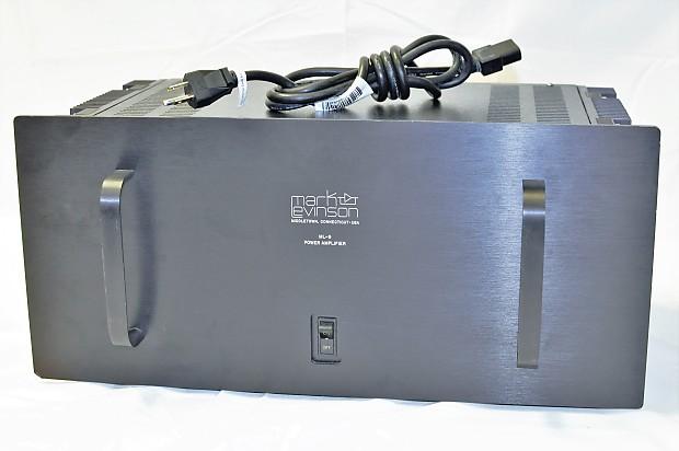 Mark Levinson ML-9 HIFI Stereo Power Amplifier