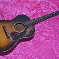 1947 Gibson  LG-1 Sunburst rare vintage for sale