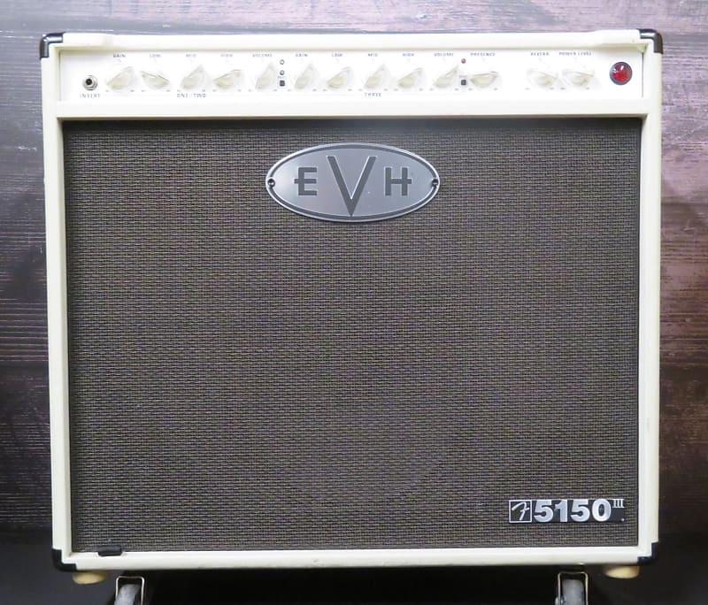 evh 5150 iii 50 watt 1x12 tube combo amp reverb. Black Bedroom Furniture Sets. Home Design Ideas