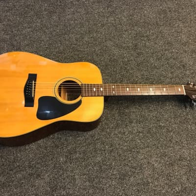 Kimbara 12 String Acoustic Guitar with added Pickup for sale